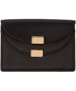 Chloé | Leather Card Holder