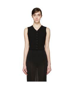 Dolce & Gabbana | Dolce And Gabbana Wool Waistcoat