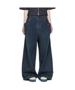 Juun.J   Wide-Leg Jeans