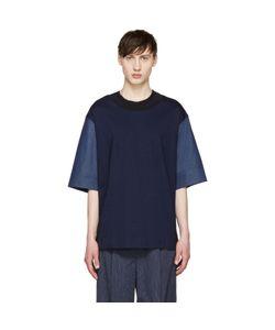 Juun.J   Combination T-Shirt