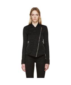 Gareth Pugh | Textured Cotton Zip Jacket