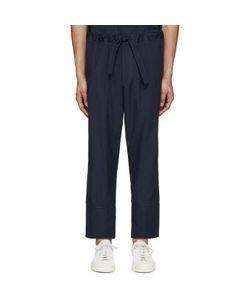 Umit Benan | Cotton Comfort Trousers