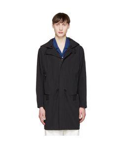 Tim Coppens   Nylon Hooded Coat