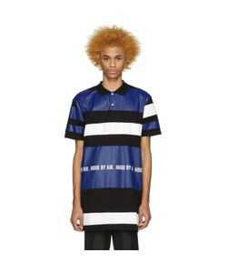 Hood By Air | Long Striped Polo