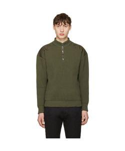 Jil Sander   Shoulder Patch Sweater
