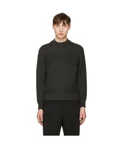 Jil Sander   Waffle Knit Sweater