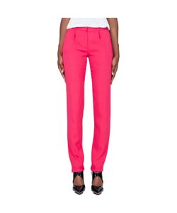 Thakoon | Pink Tucked Trousers