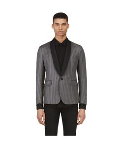 Band Of Outsiders | Wool Striped Blazer