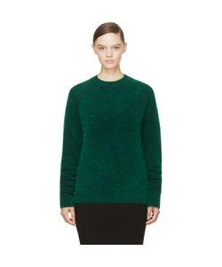 Juun.J   Wool And Mohair Sweater