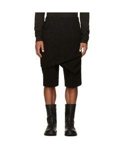 Thamanyah | Knit Razor Shorts