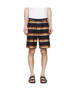 Paul Smith | Striped Trouser Shorts