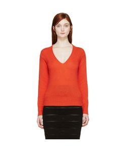Burberry Prorsum | Cashmere V-Neck Sweater