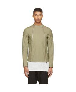 Thamanyah | Asymmetrical Zip Jacket