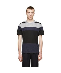 Paul Smith   And Grey Colorblock T-Shirt
