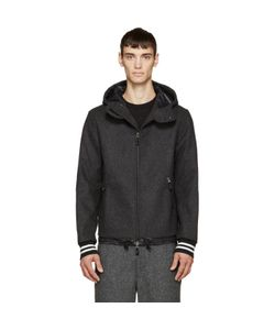 Giuliano Fujiwara | Wool Hooded Jacket