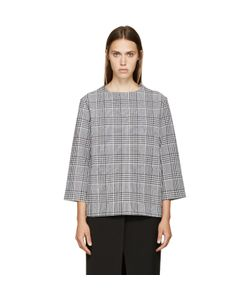 Studio Nicholson | And White Plaid Lucinda Tunic