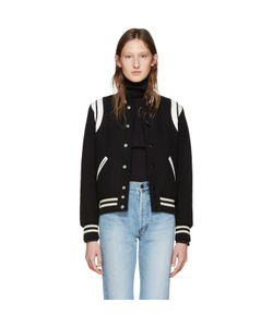 Saint Laurent | Teddy Bomber Jacket