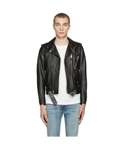 Saint Laurent | Blood Luster Biker Jacket