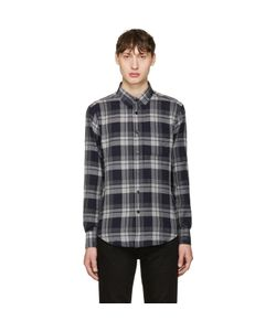Naked and Famous Denim | Soft Check Shirt
