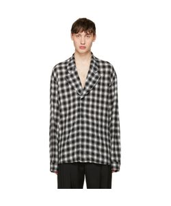 Haider Ackermann | Check Blazer Shirt