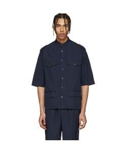 Umit Benan | Cuban Military Shirt