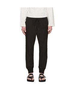 Juun.J   Cuffed Lounge Pants