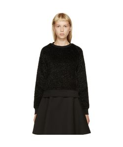 Carven | Faux-Astrakhan Sweater