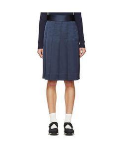 Nomia | Pleated Satin Skirt