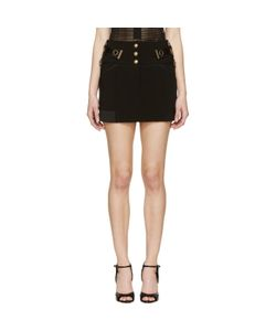 Anthony Vaccarello | Chained Belt Mini Skirt