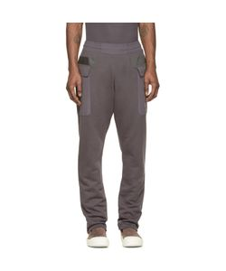 Silent Damir Doma | Silent By Damir Doma Paneled Pocket Plejona Lounge Pants