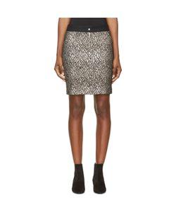 Roseanna | And Silver Brocade Skirt