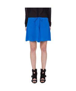Co | Silk Drawstring Skirt