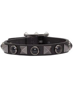 Valentino | Stone And Rockstud Bracelet