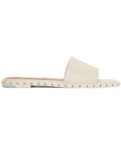 Valentino   Soul Rockstud Slide Sandals