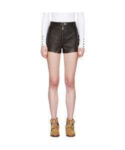 3.1 Phillip Lim   Classic Leather Shorts