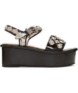 Toga Pulla | Platform Sandals