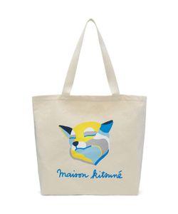 Maison Kitsuné | Inès Longevial Edition Fox Tote
