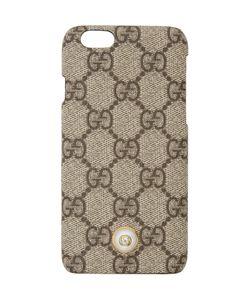 Gucci | Gg Supreme Iphone 6 Case