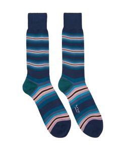 Paul Smith | Tiger Stripe Socks