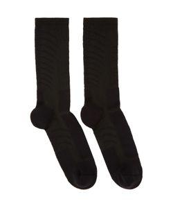 Unravel | Back Bone Socks