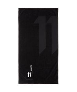 11 By Boris Bidjan Saberi | Pocket Logo Towel