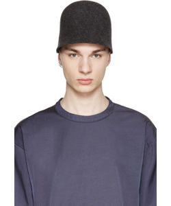 Robert Geller   Grey The Jacobs Hat