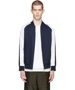 Undecorated Man | And White Suka Bomber Jacket