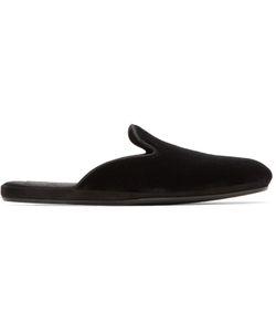 Dolce & Gabbana   Velvet Slippers