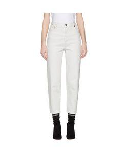 VETEMENTS | Levis Edition Classic High Waist Jeans