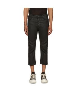 Rick Owens DRKSHDW   Cropped Torrence Jeans