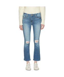 Frame Denim | Le Crop Mini Boot Jeans