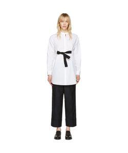 Moncler Gamme Rouge | Poplin Shirt Dress