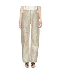 Isabel Marant   Loafer Cargo Trousers