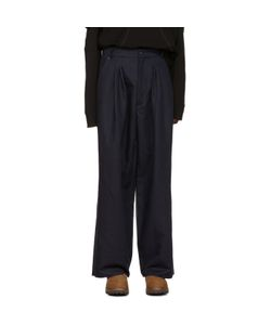 Bless | Ultra-Wide Pleated Trousers